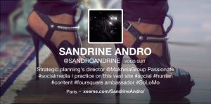 Sandrine Andro Twitter-1