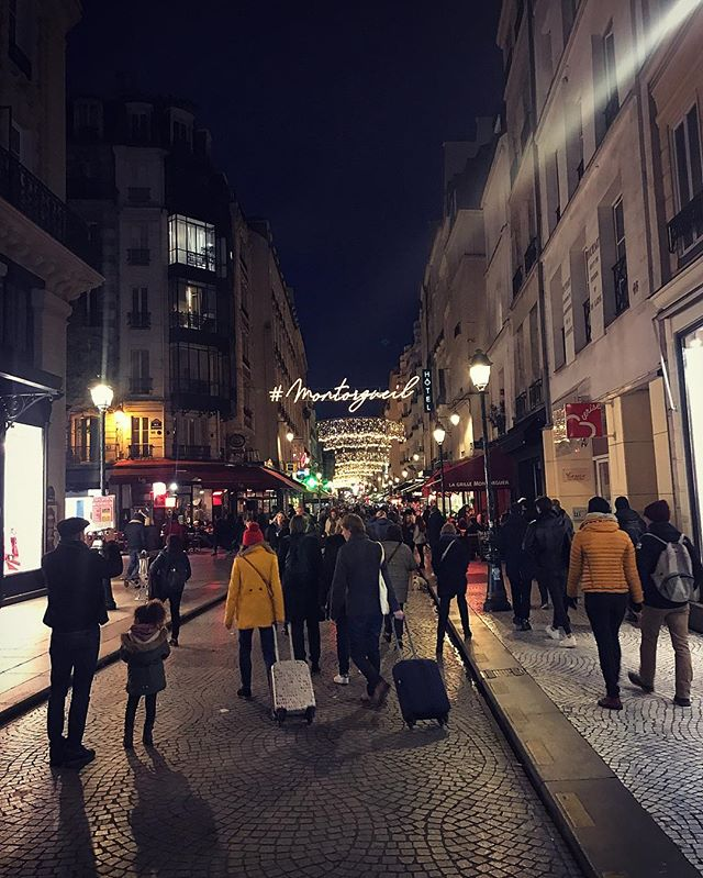 Parisian back Friday on Saturday