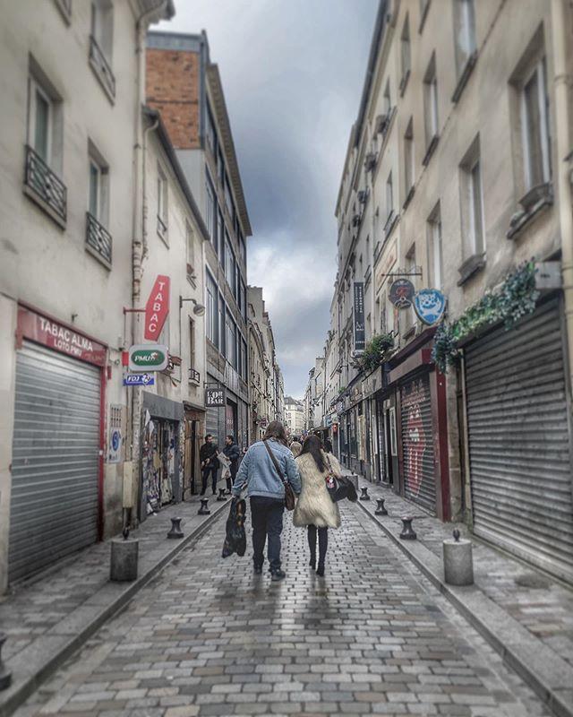 Nowhere if it's not Paris